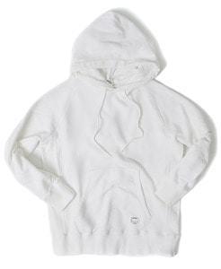 HOODED SWEAT SHIRT [OFF WHITE]