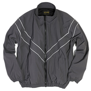 TRAINING NYLON JACKET [CHARCOAL]