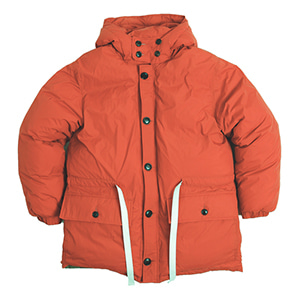 19FW EXPEDITION GOOSE DOWN PARKA [ORANGE]