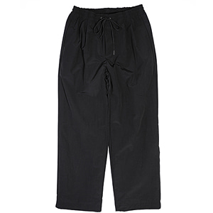 RIP STRING NYLON PANTS [BLACK]