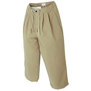 WIDE COMFORT PANTS [BEIGE]