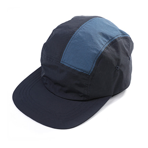 NYLON CAMP CAP [NAVY]