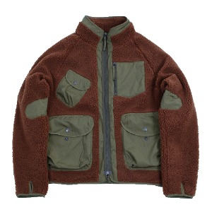 19FW BOA JACKET [BROWN]