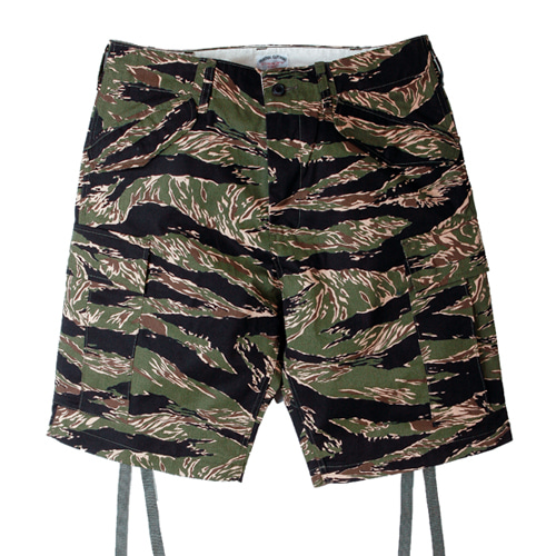 M47 RIP CARGO SHORT PANTS [TIGER CAMO]