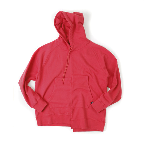 HEAVY WEIGHT CUTTING PARKA[RIGHT RED]