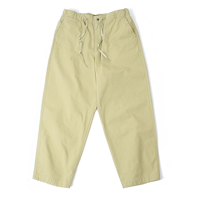 20SS RIP STRING PANTS [BEIGE]