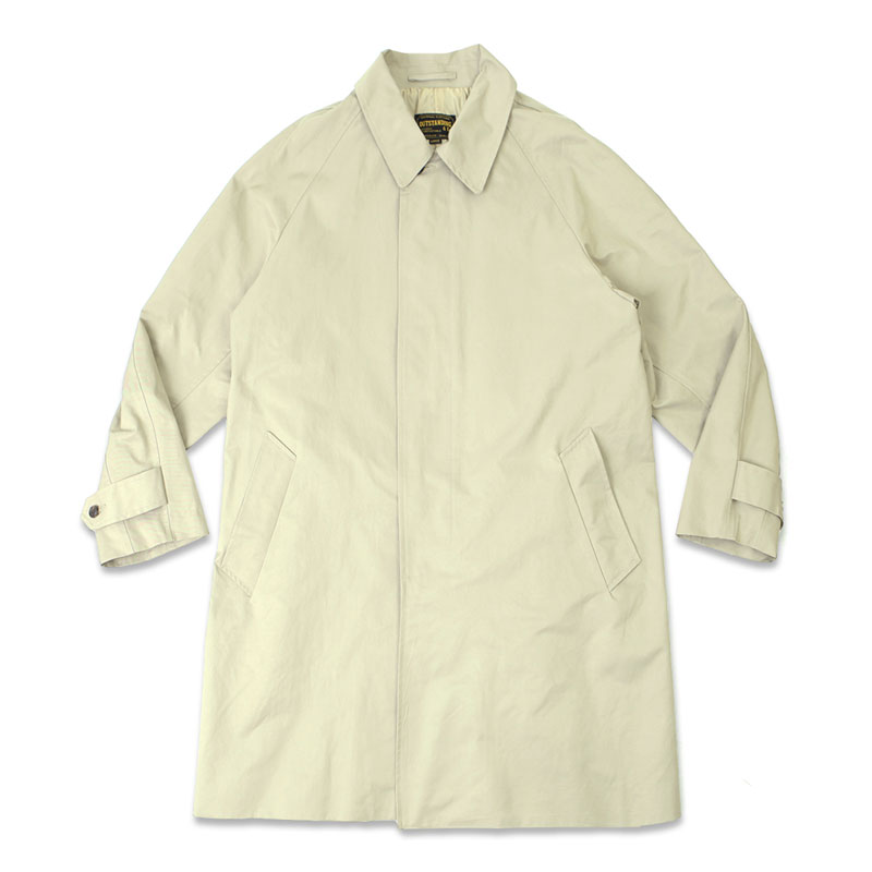BAR COLLAR SINGLE COAT[BEIGE]