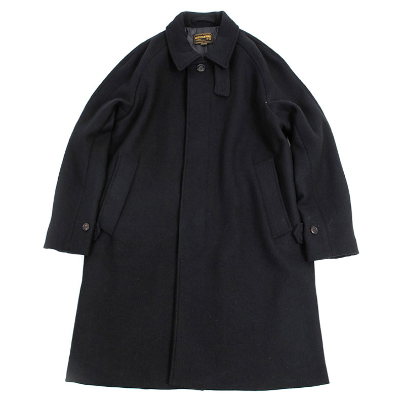 WONDERER COAT [BLACK]