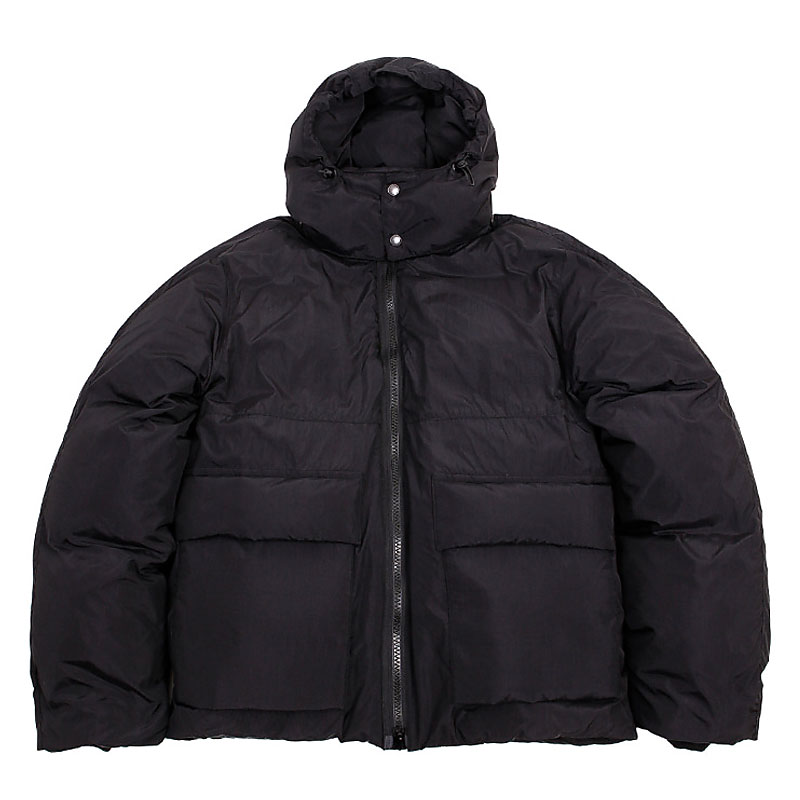 MOUNTAIN GOOSE DOWN PARKA [BLACK]
