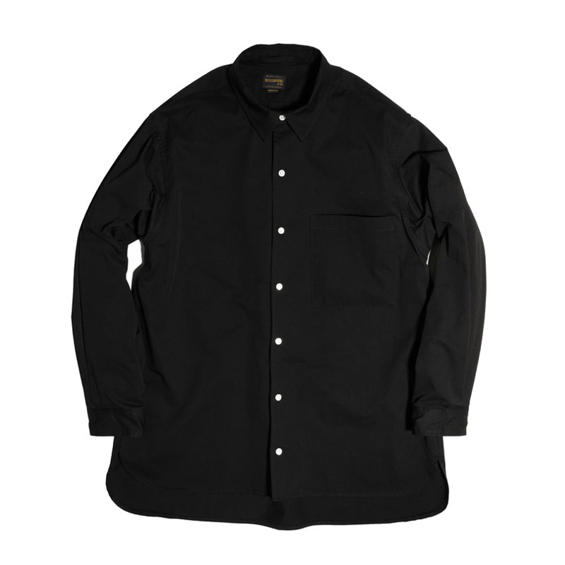 COMFORT FIT SHIRT [BLACK]