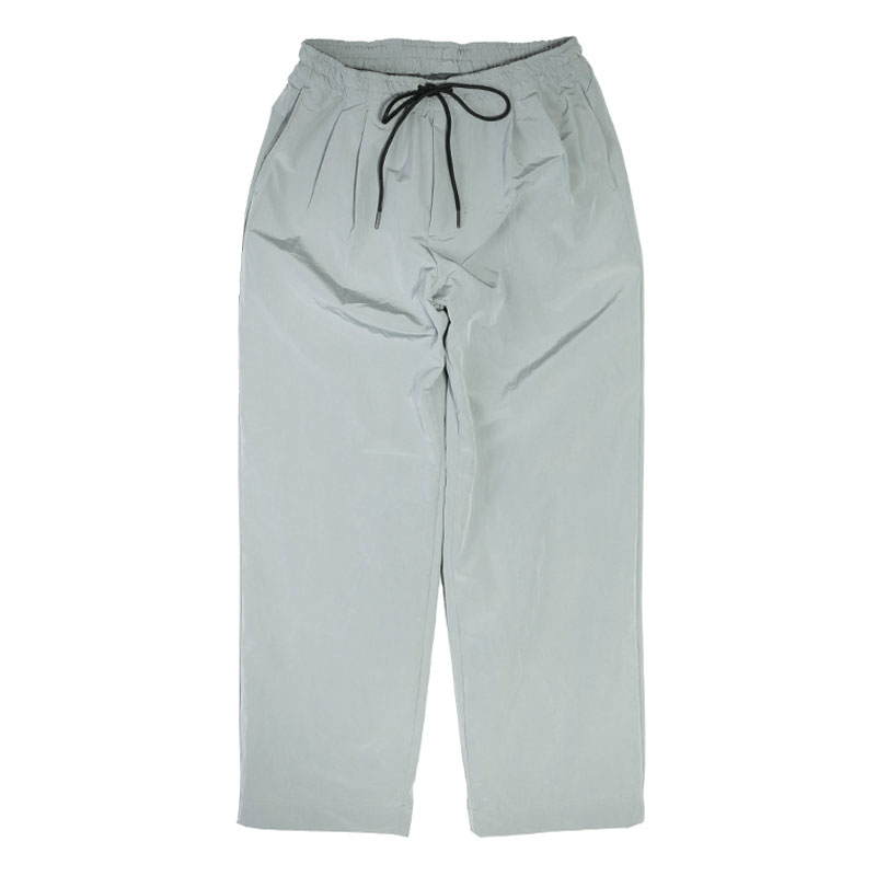 RIP STRING NYLON PANTS [KHAKI GRAY]