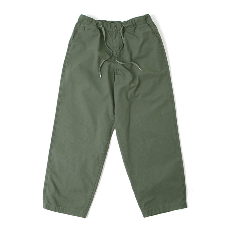20SS RIP STRING PANTS [OLIVE GREEN]