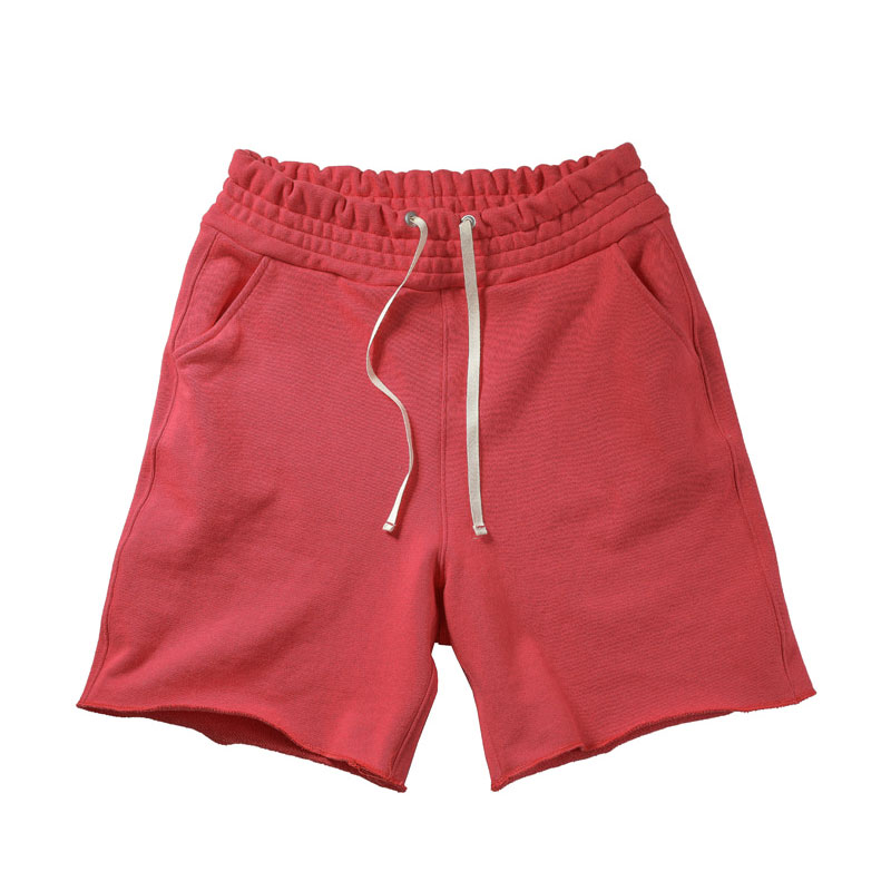 SWEAT SHORT PANTS [RED]