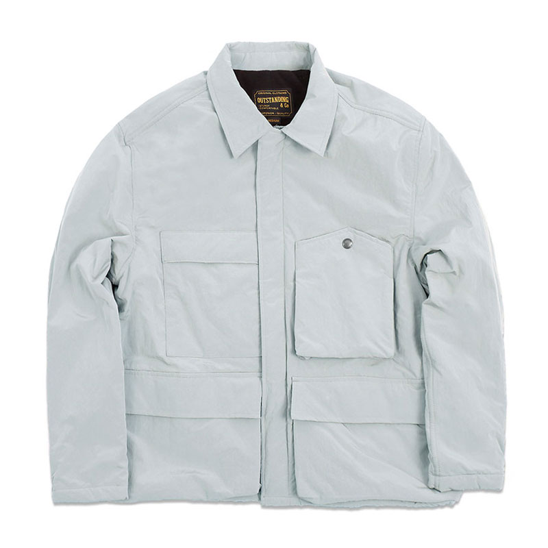 RIP 4 POCKET JACKET [GRAY]