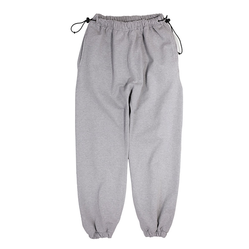 REVERSE SWEAT PANTS [8% MELANGE GRAY]