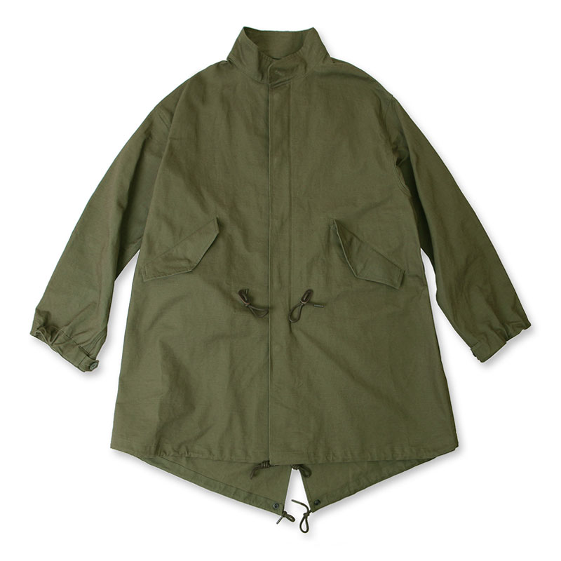 20S/S FISHTAIL PARKA [OLIVE GREEN]