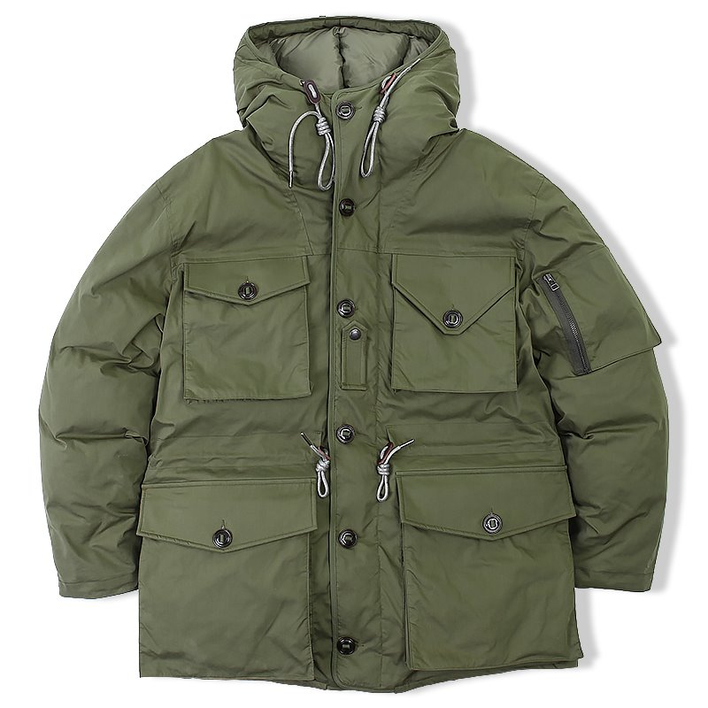 20F/W COLD WEATHER GOOSE DOWN_OLIVE GREEN